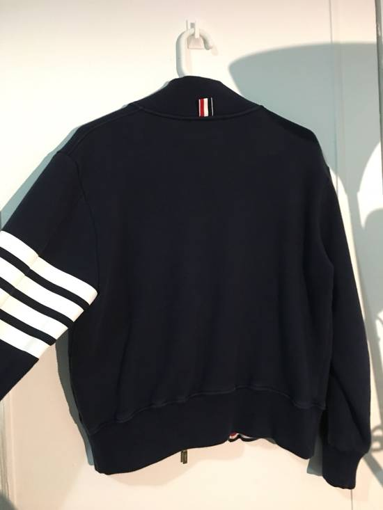 Thom Browne Thom Browne Navy Bomber Size S Size US S / EU 44-46 / 1 - 5