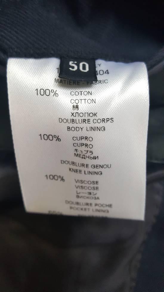 Givenchy Givenchy Navy Cotton Zipped Biker Peacoat Jacket Size 50 Size US M / EU 48-50 / 2 - 4