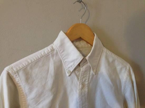 Thom Browne Classic White Slim OCBD Size US XS / EU 42 / 0 - 1