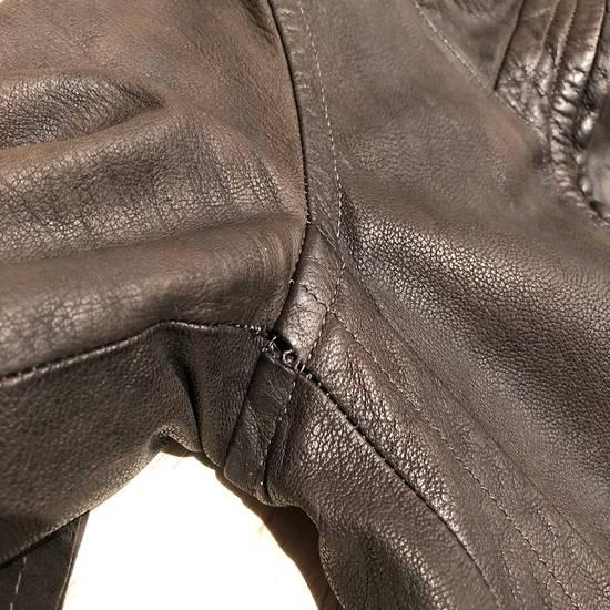 Julius Julius Goat Skin Leather Jacket Size US S / EU 44-46 / 1 - 12