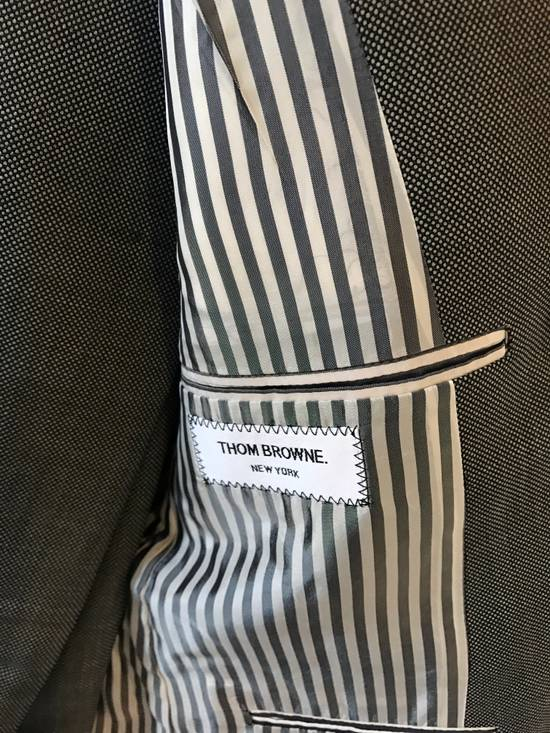 Thom Browne classic birds eye suit Size 36S - 8