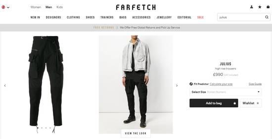 Julius High rise trousers Size US 32 / EU 48 - 2