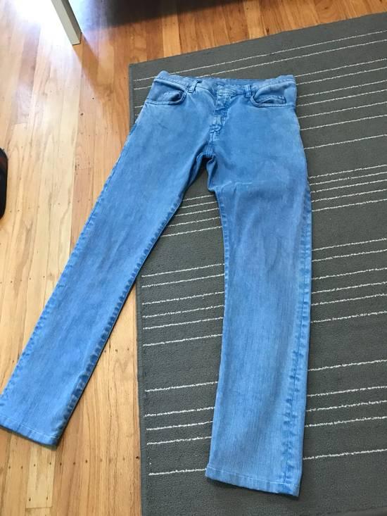 Balmain Balmain Blue Denim Size US 30 / EU 46