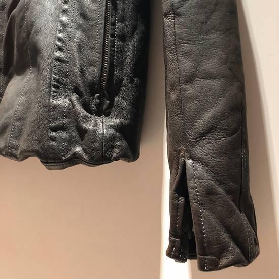 Julius Julius Goat Skin Leather Jacket Size US S / EU 44-46 / 1 - 5