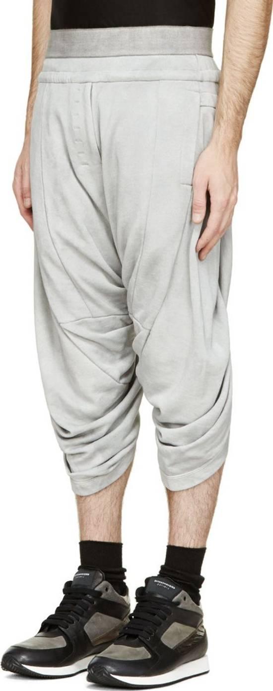 Julius Julius Sarouel Shorts - Grey - Size 1 Size US 29 - 3