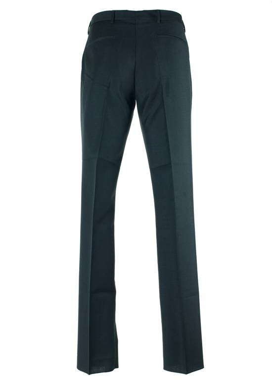 Givenchy Givenchy Men's Classic 100% Wool Navy Trousers Size US 36 / EU 52