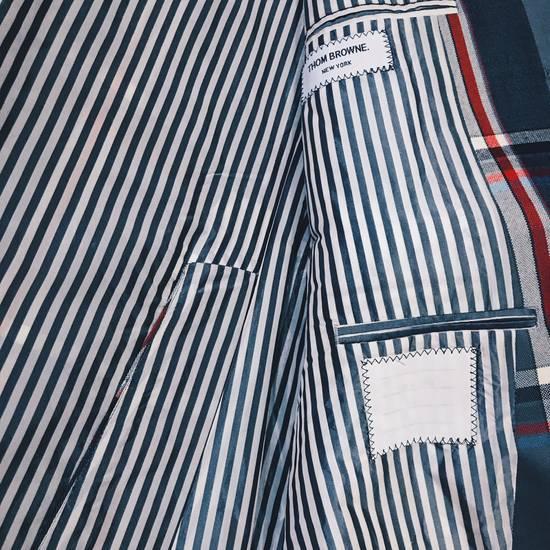 Thom Browne THOM BROWNE Plaid suit Jacket Size 42S - 4