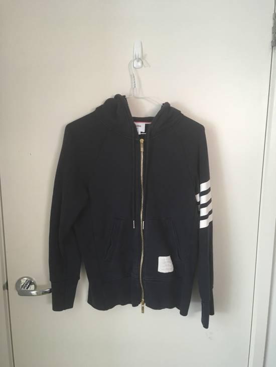 Thom Browne vintage navy hoodie Size US S / EU 44-46 / 1