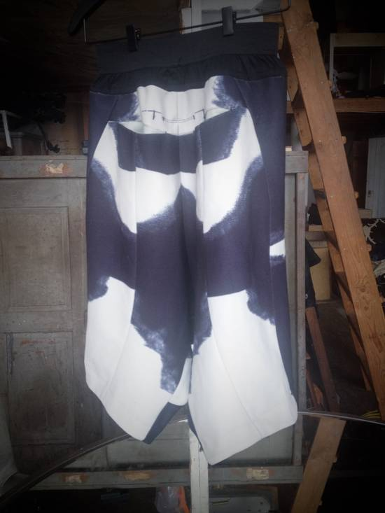 Julius BN w/o T Silk & Cotton Jersey Drop Crotch Shorts Size US 32 / EU 48 - 1