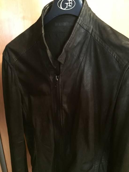 Julius JULIUS Lamb Leather Jacket Size 4 Size US L / EU 52-54 / 3 - 2