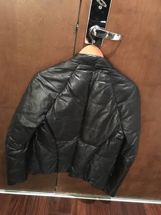 Julius Lamb Skin Puffer Jacket Size US S / EU 44-46 / 1 - 1