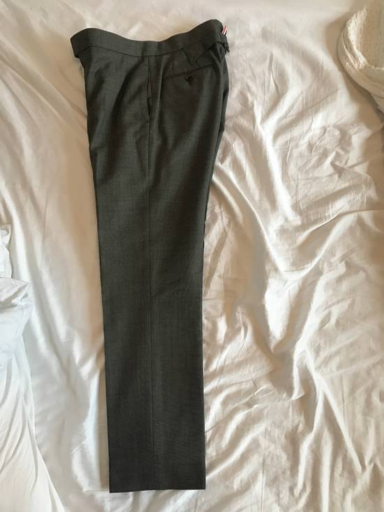 Thom Browne classic birds eye suit Size 36S - 10