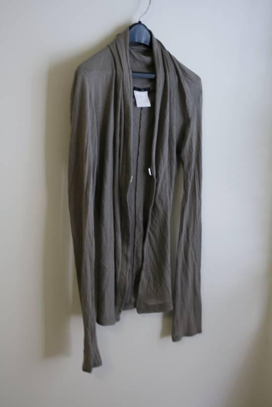 Julius Rare FW06 Cotton/Angora Cardigan Size US S / EU 44-46 / 1