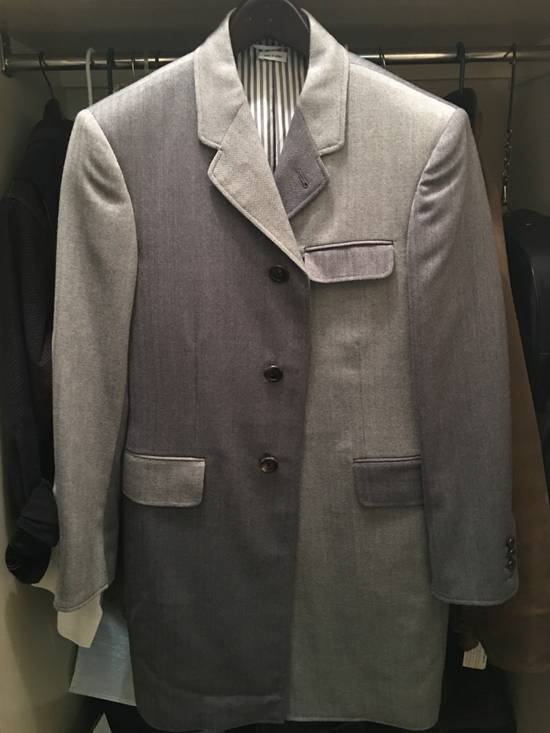Thom Browne High Arm Chesterfield - size 2 Size 38S