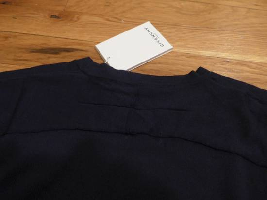 Givenchy GIVENCHY NWT NAVY WOOL SWEATER SIZE L Size US L / EU 52-54 / 3 - 2