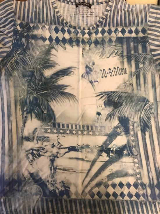 Balmain Balmain Circus Print T-Shirt Size US M / EU 48-50 / 2 - 3
