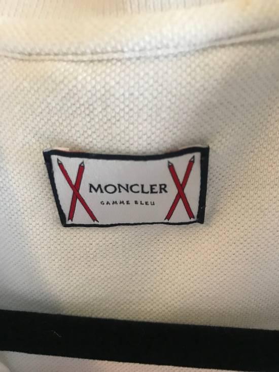 Thom Browne Moncler Gamme Bleu Terry Polo Size US XS / EU 42 / 0 - 2