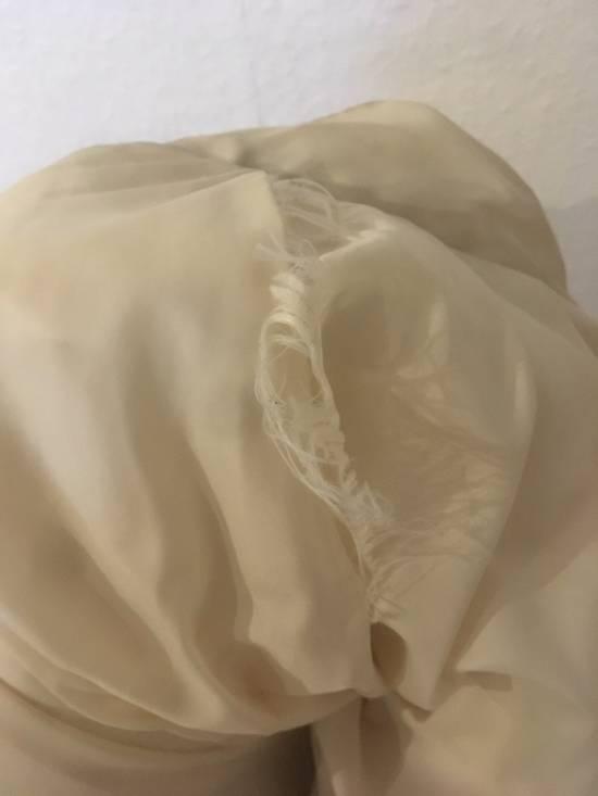 Helmut  Lang 1998 White Down Jacket Size US L / EU 52-54 / 3 - 9