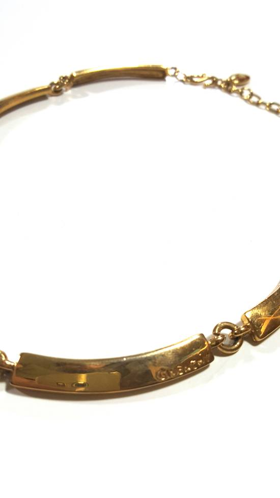 Givenchy Necklace gold plated square chain Size ONE SIZE