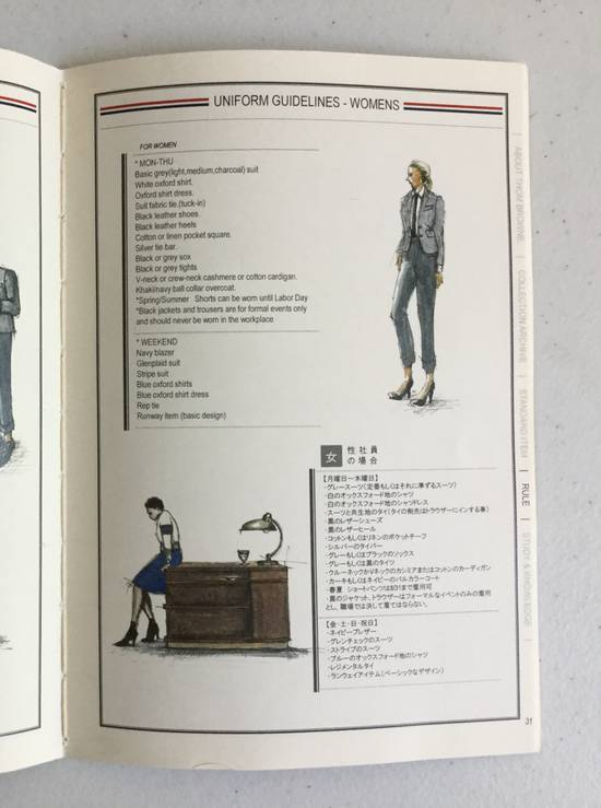 Thom Browne Thom Browne Official Handbook Size ONE SIZE - 4
