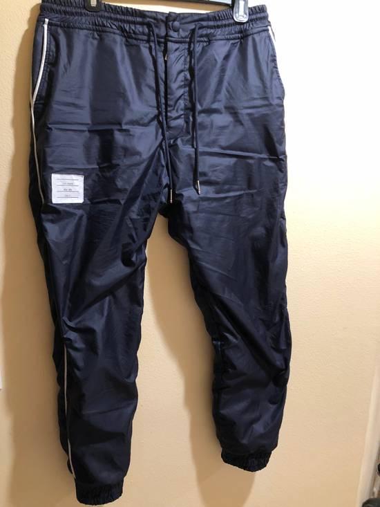 Thom Browne Striped Navy Track Pants Size US 32 / EU 48
