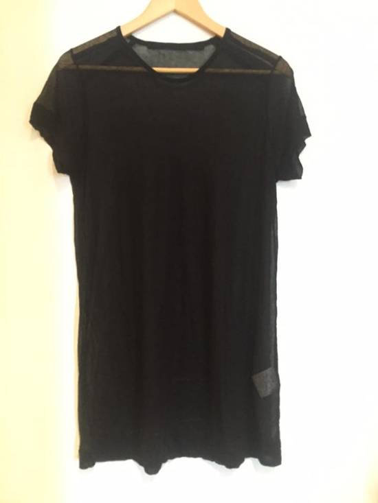 Julius Julius_7 SHEER SHORT SLEEVE T-SHIRT Size US S / EU 44-46 / 1