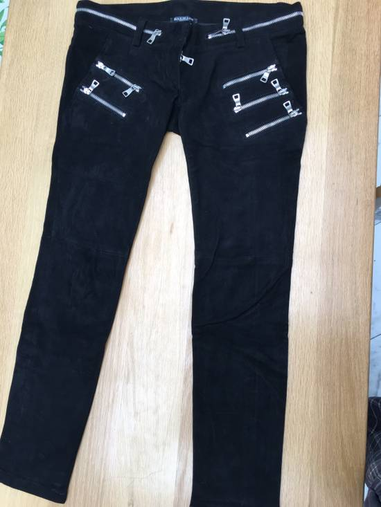 Balmain Zipped Jeans Size US 28 / EU 44