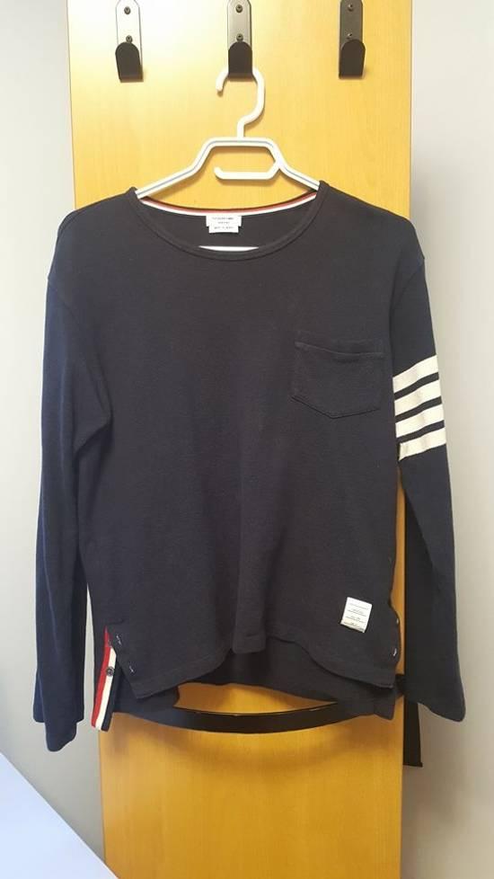 """Thom Browne Thom Browne Knit Tee """"size 2"""" Size US M / EU 48-50 / 2"""