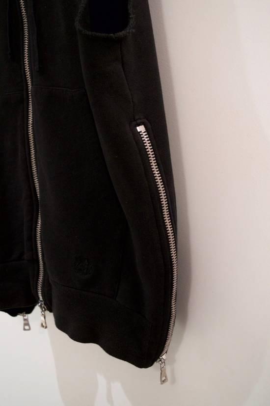 Balmain Balmain Decarnin Era Sleeveless Hoodie Size US XS / EU 42 / 0 - 5