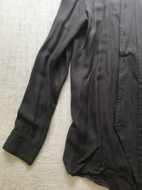 Julius AW16 charcoal with angle edge at bottom shirt Size US S / EU 44-46 / 1 - 2