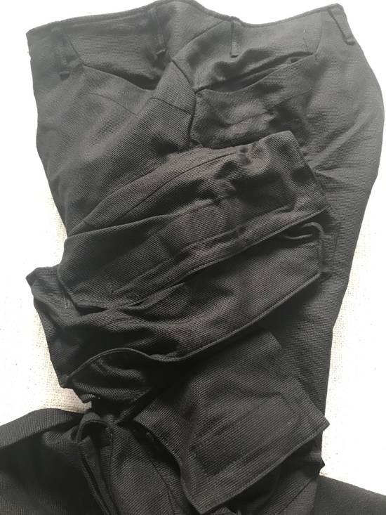 Julius SS15 Slim cargo gas mask pants Size US 31 - 6