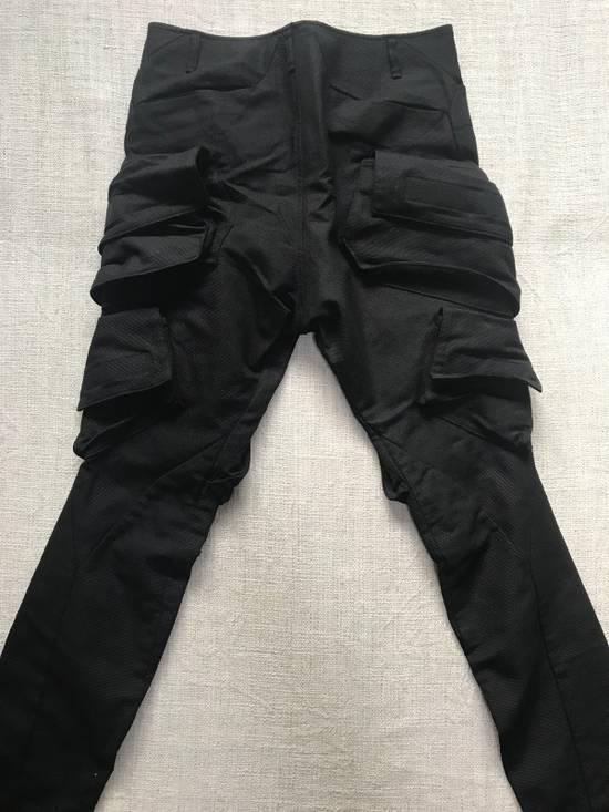 Julius SS15 Slim cargo gas mask pants Size US 31 - 7