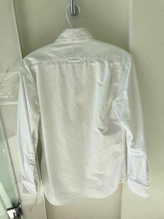 Thom Browne White Poplin Button-Down Size US M / EU 48-50 / 2 - 3