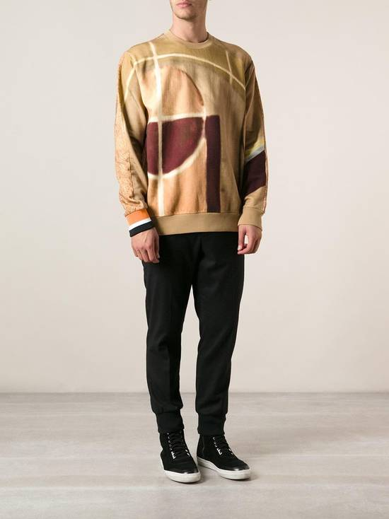 Givenchy $990 Givenchy Basketball Print Rottweiler Shark Oversized Sweater size XS (L/XL) Size US L / EU 52-54 / 3 - 4