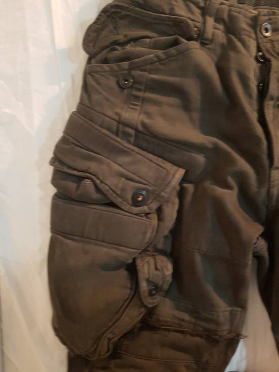 Julius Julius Distressed Gasmask Cargo Pants Size US 30 / EU 46 - 9