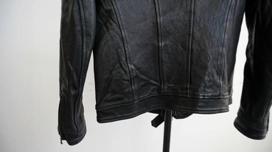 Julius FW07 Moto Leather Size 3 Size US M / EU 48-50 / 2 - 2