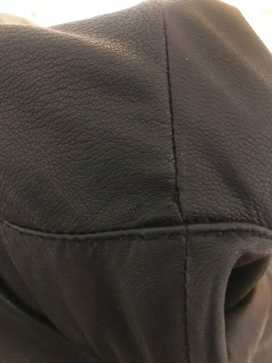 Balmain Balmain leather joggers Size US 30 / EU 46 - 4