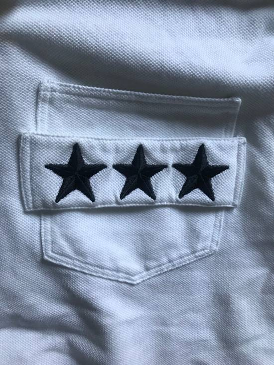 Givenchy Embroidered Stars Polo Size US S / EU 44-46 / 1 - 1
