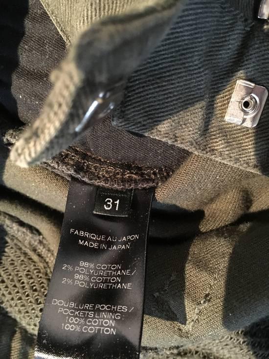 Balmain Balmain Cargo Green Biker Jeans Size US 31 - 7
