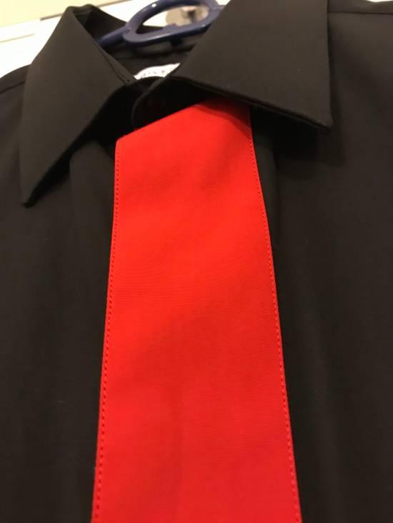 Givenchy Givenchy Men's Black Red Band Shirt Size US S / EU 44-46 / 1 - 3
