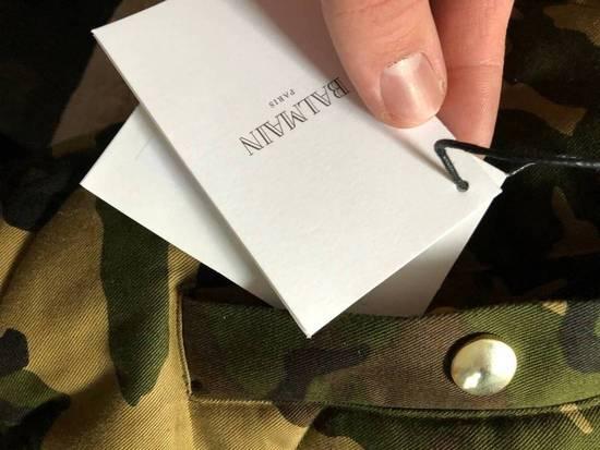 Balmain Balmain Authentic $2670 Camouflage Jacket Size XL Brand New Size US XL / EU 56 / 4 - 5