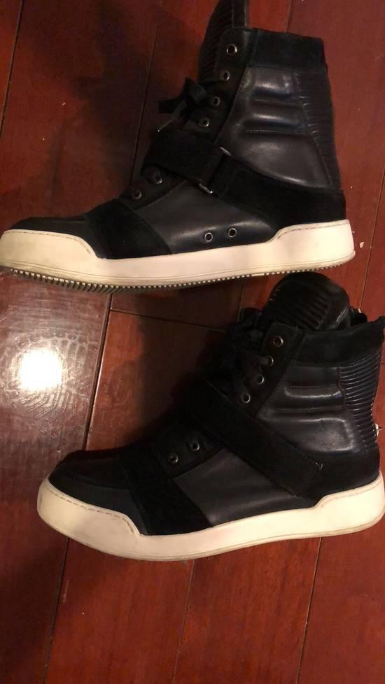 Balmain backzip sneakers Size US 11 / EU 44 - 1