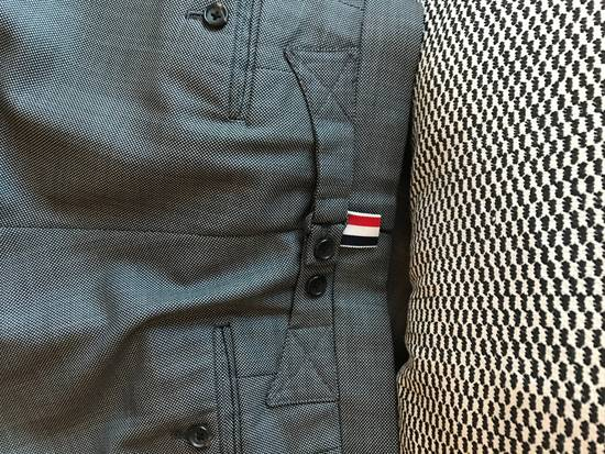 Thom Browne classic birds eye suit Size 36S - 2