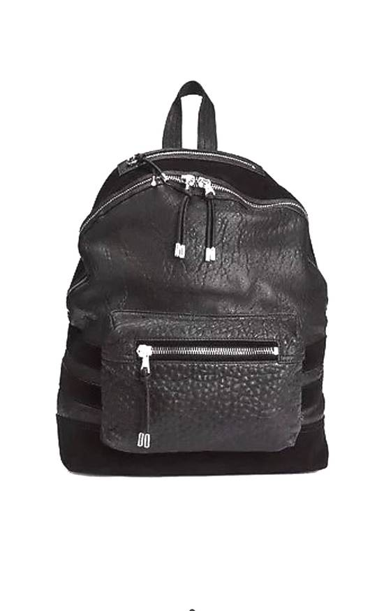 Balmain Balmain X H&M Leather Backpack Size ONE SIZE - 1