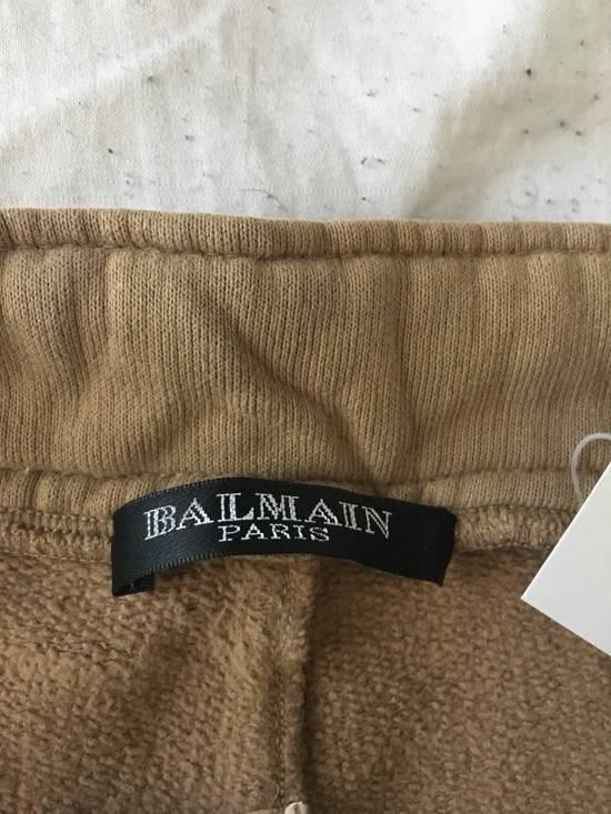 Balmain Decarnin Era Balmain Sweatpants Size US 29 - 2