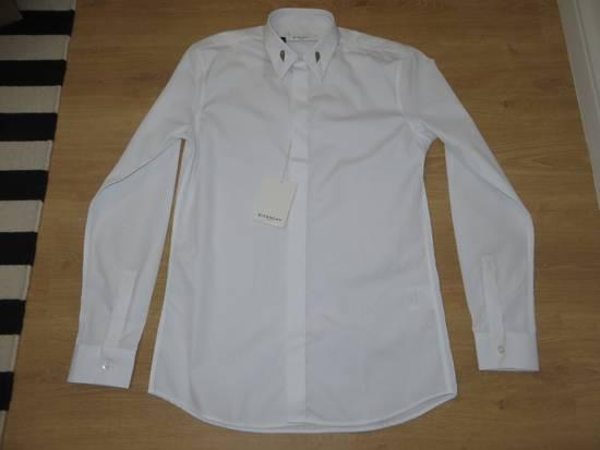 Givenchy Metallic star collar tip shirt Size US S / EU 44-46 / 1 - 12