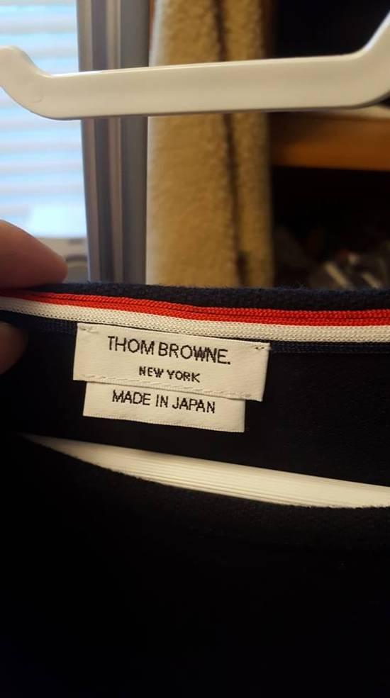 """Thom Browne Thom Browne Knit Tee """"size 2"""" Size US M / EU 48-50 / 2 - 1"""