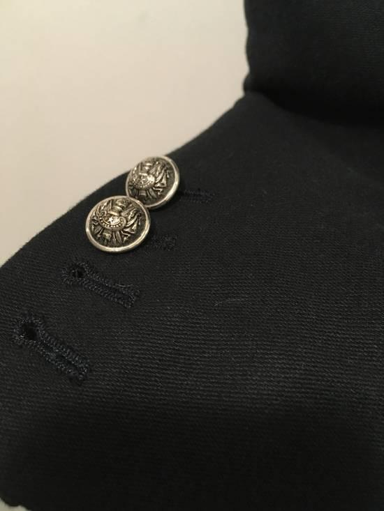 Balmain AW11 Navy Double Breasted Blazer Size 34R - 5