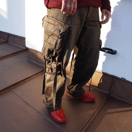 Julius HEAVY CARGO PANTS Size US 32 / EU 48
