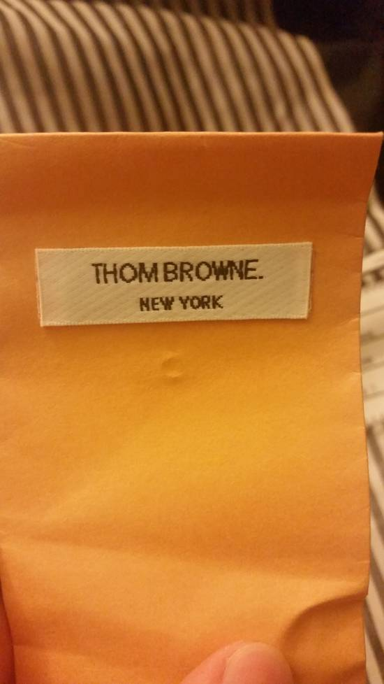 Thom Browne NEW Thom Browne Navy Chesterfield Spring Coat Size US M / EU 48-50 / 2 - 10